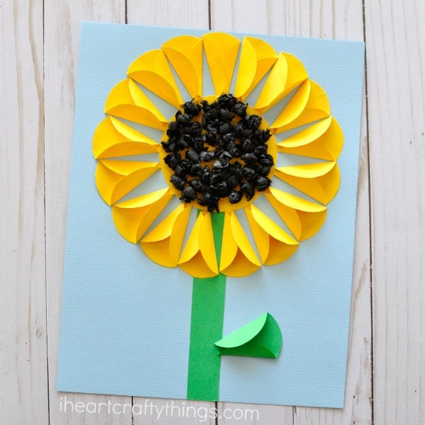 Chaep and easy paper flower Craft