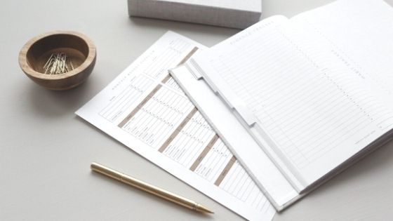 11 Free Blank Budget Worksheet Printable to Take Control of Your Finances