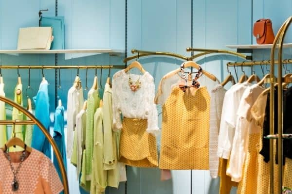 How to cut down on clothing expenses