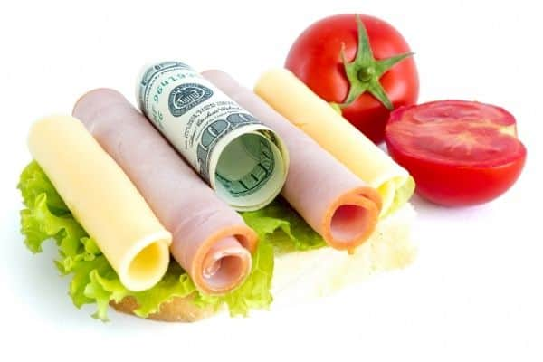 How to cut down on food expenses